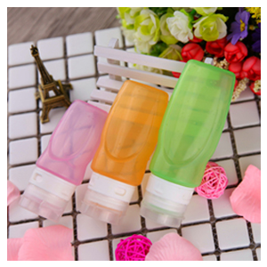 silicone bottle for travel     TF-1545-2