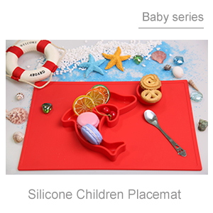 Silicone Children Placemat-Ocean series
