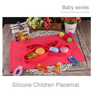 Silicone Children Placemat-Baby series-1
