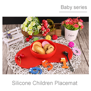 Silicone Children Placemat-Baby series-2