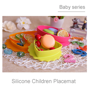 Silicone Children Placemat-Baby series-3